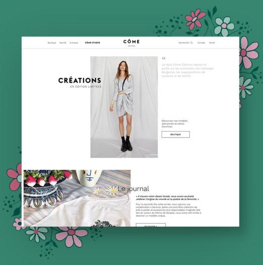 site e-commerce sous Prestashop